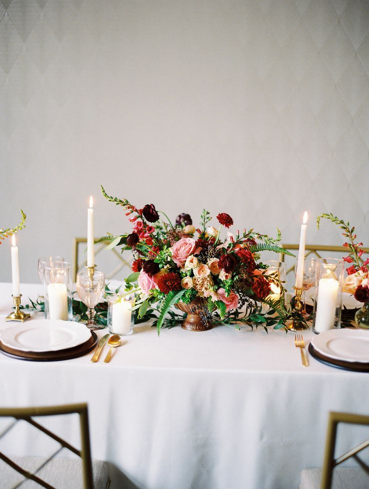 33 best the grand hall kansas city images on pinterest how to infuse your tablescape with the prettiest garden details junglespirit Image collections