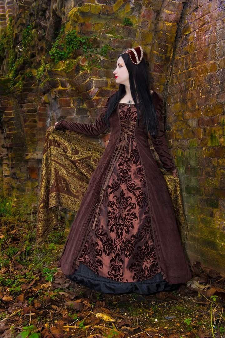 Renaissance dress, available here:  https://www.etsy.com/uk/listing/288549609/renaissance-dress-most-colours-available?ref=shop_home_active_9