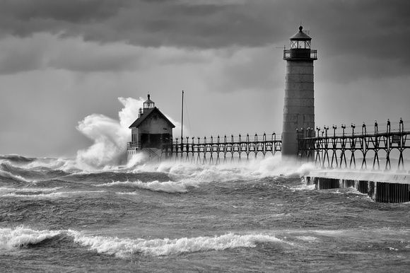Michigan Nut Photography | Black & White Collection | Grand Haven ...
