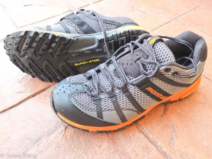Montrail Mountain Masochist 2....my favorite trail shoes