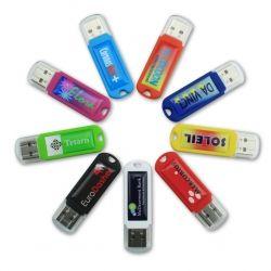 Cadeau publicitaire - Clé USB publicitaire Spectra - Clé USB publicitaire spécial Quadri