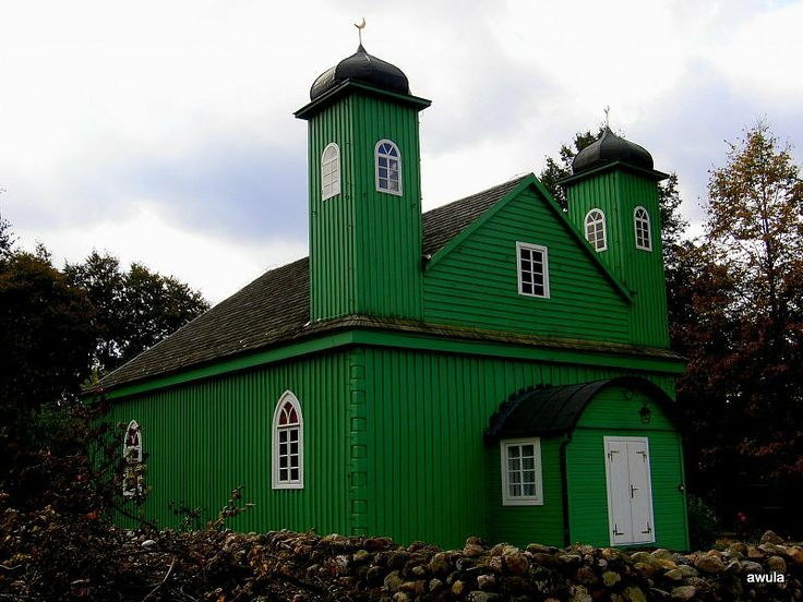 Meczet Kruszyniany