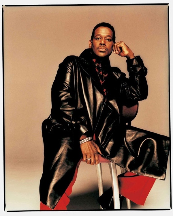 ♥ My Favorite Singer~Luther Vandross ♥ The World's Greatest Ballad Singer ♥