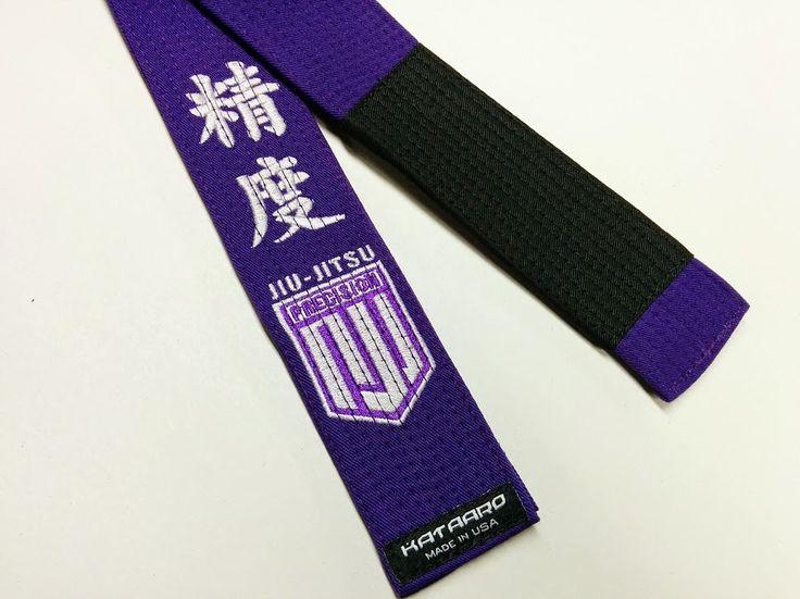 Deluxe jujitsu belt bjj bjj jujitsu belt