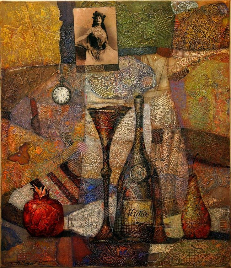 Alexander Sigov(1955~)「Pintor Ruso」