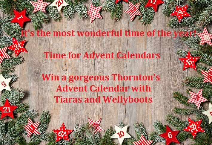Win a Thornton's' Chocolate Advent Calendar