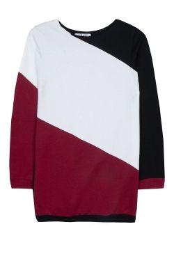 ChrisP by Chris Milonas Reaumur Sebastopol - Multicolor Long Sleeved Sweatshirt _ Fashionnoiz.com #fashionnoiz