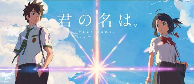 Watch Your Name (2016) Full HD Animation Movie