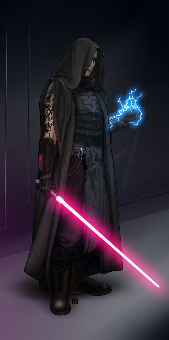 Star Wars fan art for the TOR forums. Painting for Fyremage lineart sketch File Access to Sith Records Restricted, Please Enter PIN... PIN Accepted, Limited Access Granted... Personal Data...