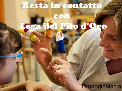 Portachiavi con marionetta in omaggio con Lega del Filo d'Oro - http://www.omaggiomania.com/sociale/portachiavi-con-marionetta-omaggio-con-lega-del-filo-doro/