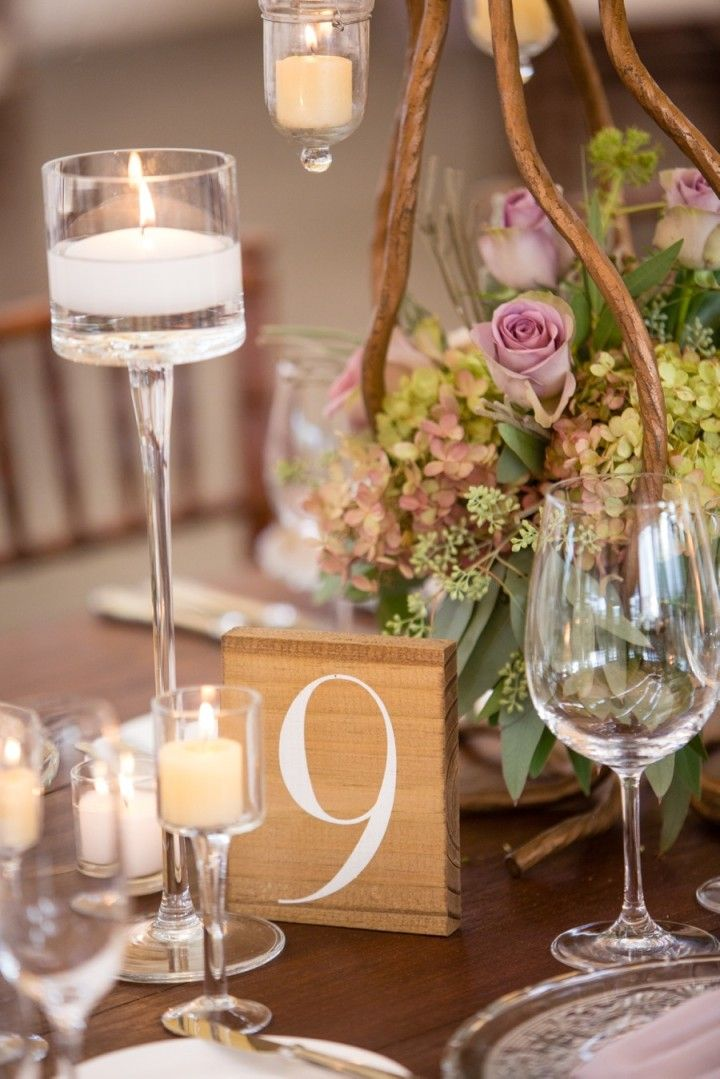 Rhode Island Wedding With Rustic Elegance Decoraci 243 N