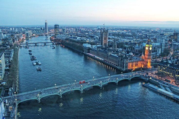 ロンドン, ビッグベン, イギリスの議会の意思, テムズ川