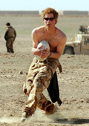 so sexy: Prince Harry, Harry Plays, Afghanistan, Royalty, Boys, Gingers, Rugby, People, Royals Families