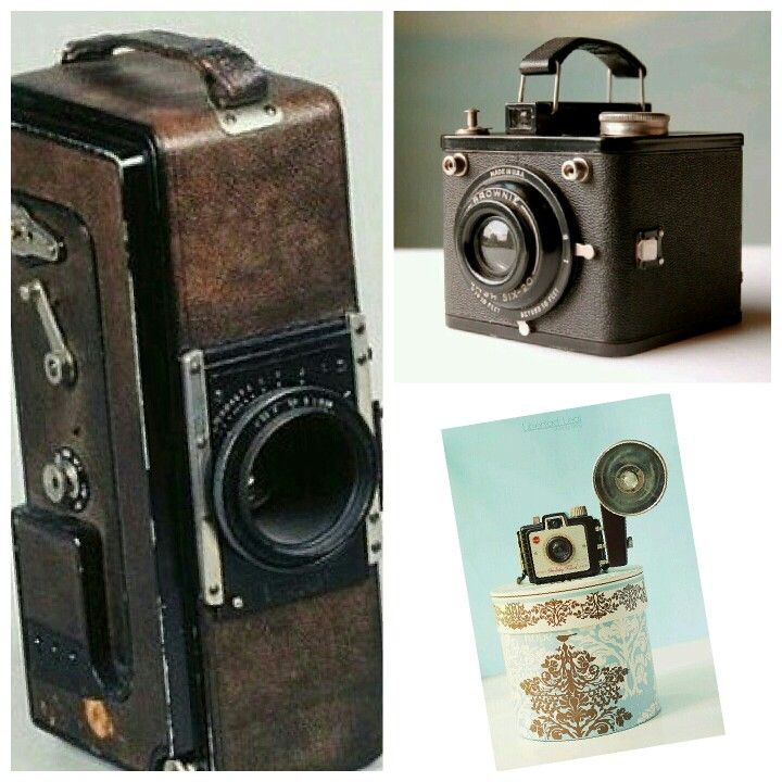 Старые камеры