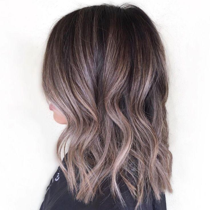 Medium Ash Brown Highlights - Hairstyles Medium Hair