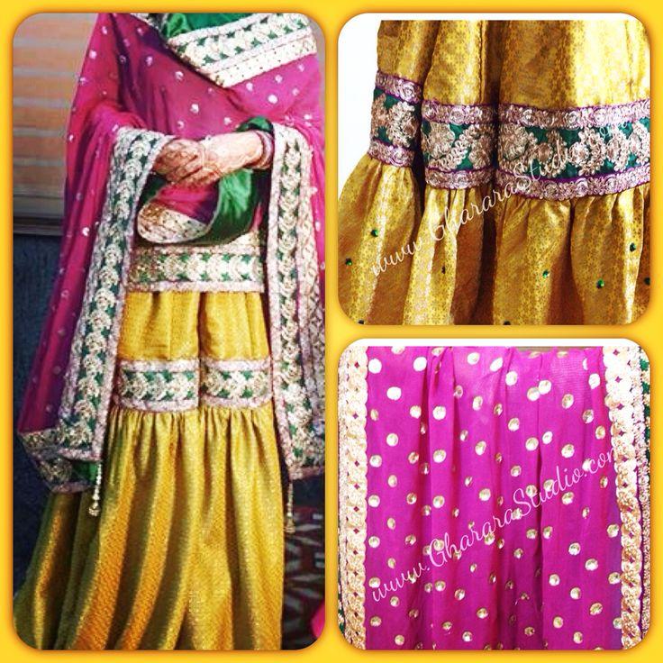 3D Gharara by Gharara Studio. Get your own customised Gharara with your choice of colours. Mail, whatsapp or call us to discuss. We deliver worldwide. #Gharara #gharara4u #ghararadesign #3dgharara #GhararaStudio #weddinggharara #bridalgharara #lehenga #weddinglehenga #bridallehenga #partywear #partydress #partygharara #royal #gharara #customisedgharara #orderonline