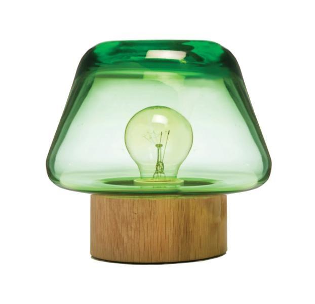 Magnor Glassverk | Bruse designlampe liten