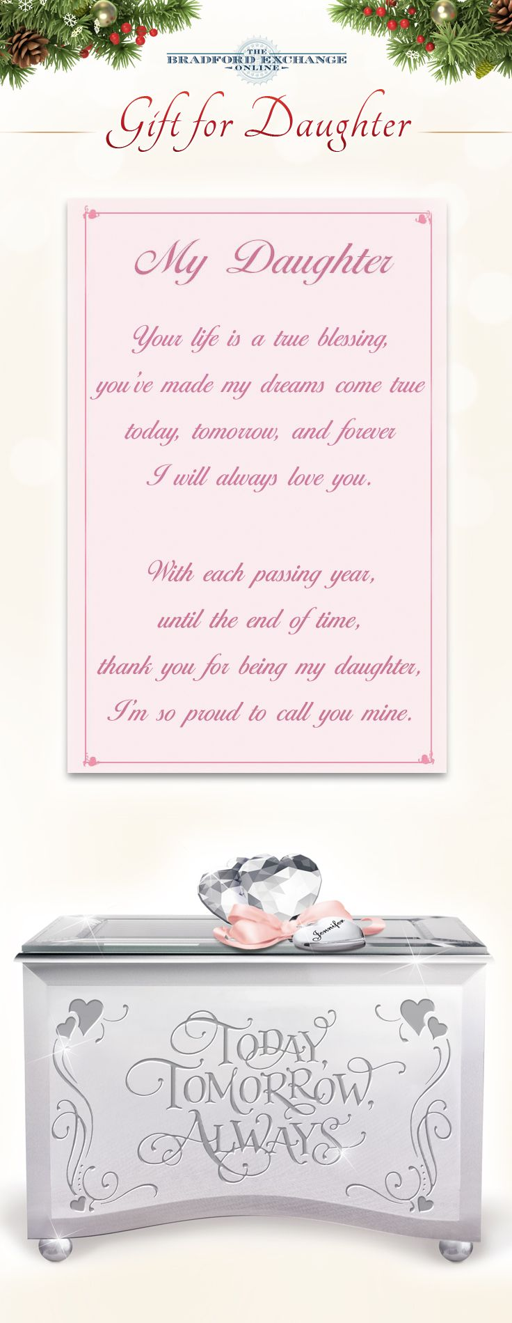 79 Best Gifts For Daughter Images On Pinterest Mother Daughters