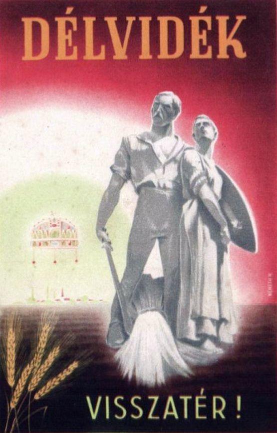 Németh Nándor: Délvidék visszatér! (1942)