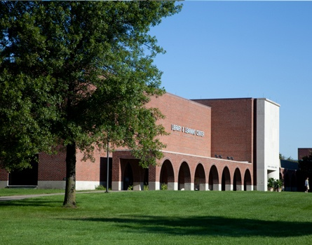 My SCHOOL! Macomb Community College - Center Campus Library.