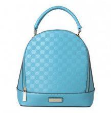 Pierre Cardin, kabelka alebo ruksačik, farba modrá, 372041_AB32DV