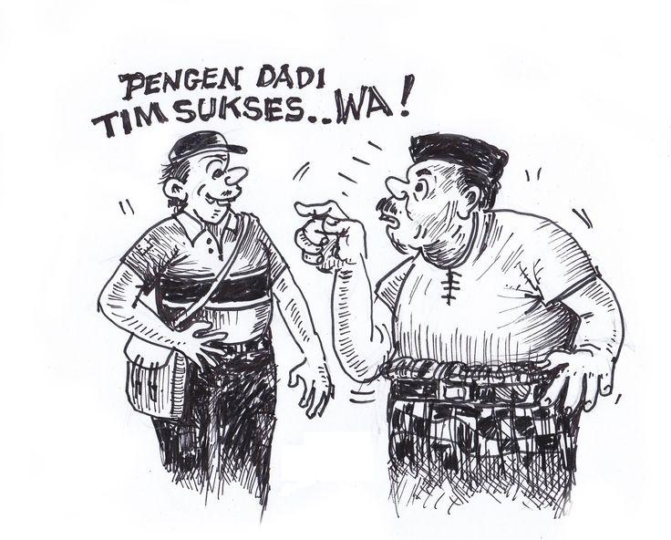 Ada Ubi ada Talas Pasca Pilkada (Chapter One)