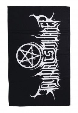 Thy Art Is Murder - Logo - Flag