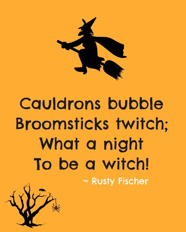 halloween poems with similes and metaphors