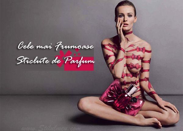 Top cele mai frumoase sticlute de parfum de colectie