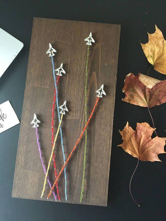 35+ Creative Diy String Art Ideas Projects (Step-By-Step Tutorial) – Sarah Finn