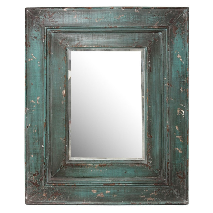 Marceline Wall Mirror-wonderful Patina!