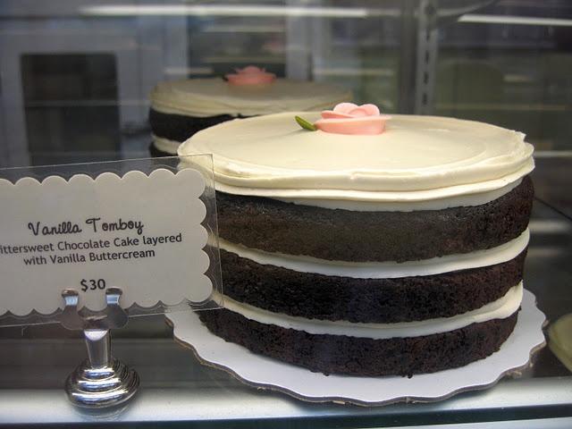 Vanilla Tomboy cake @ Miette. | Yum | Pinterest