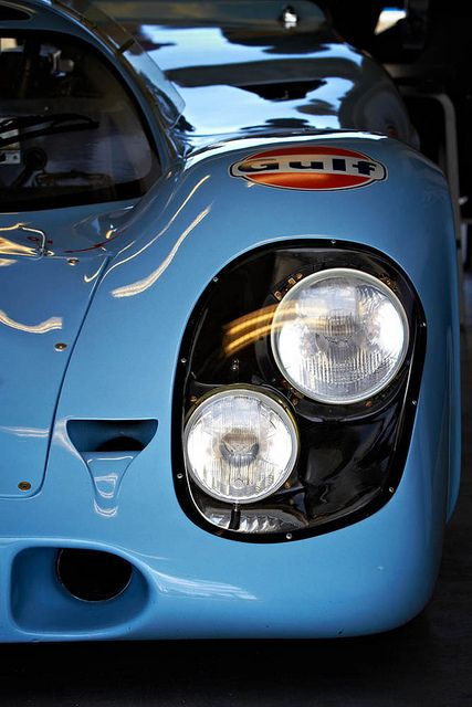 Porsche 917 (thanks to you guys for smacking me over the head that this wasn't a GT40).