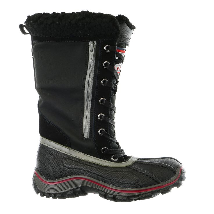 Zesty womens zip up snow boots – Modern fashion jacket photo blog
