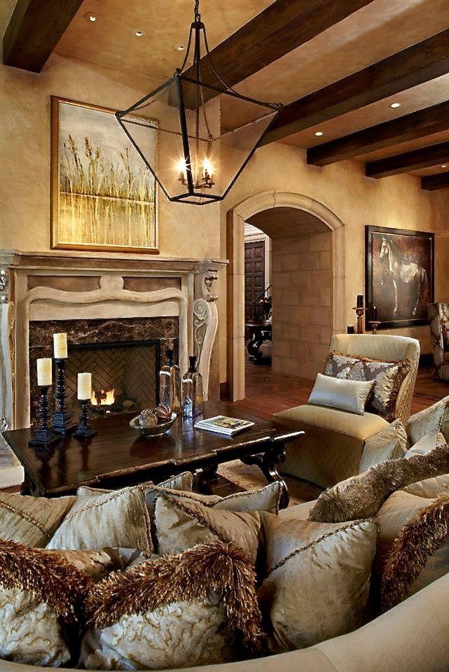 Tuscan Living Room Decor Best Of That Pillow Master Bedroom House Remodeling Desain Kamar Dekorasi Interior Desain Produk #tuscan #living #room #decorating #ideas