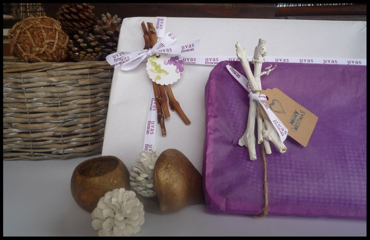 Packaging para Navidad 2012