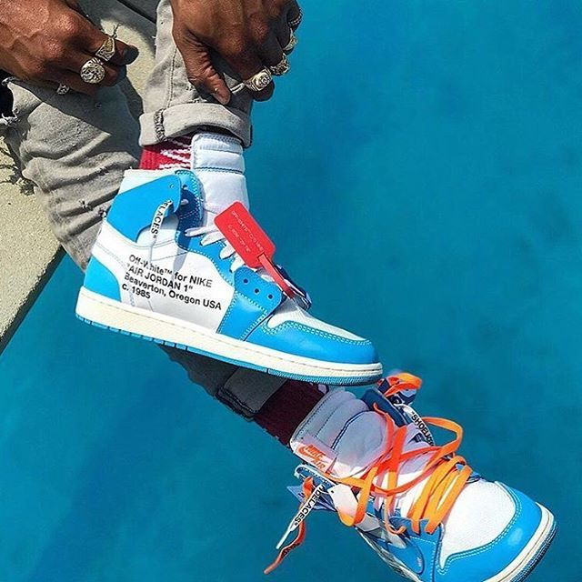 Pin on Off White Sneaker @everysize