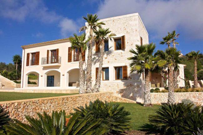 Luxuriöse Neubaufinca in sehr guter Lage mit wunderschönem Meer- und Weitblick   Mallorca