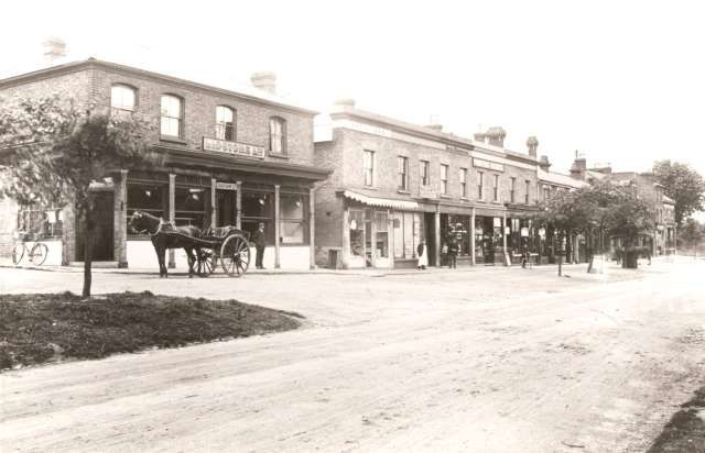 Royal Parade, Chislehurst c. 1880