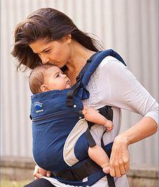 Manduca Baby Carrier - Navy