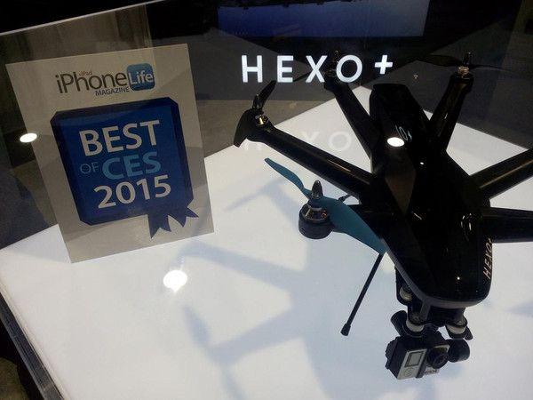 Best of CES 2015: HEXO+
