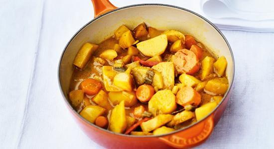 Sonnentor+Gemüse+Curry