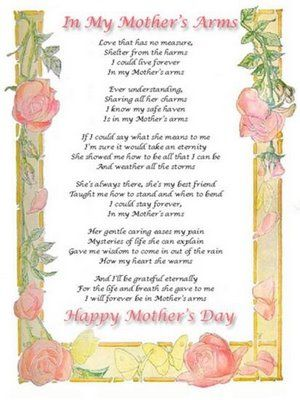 14 best poems for moms images on Pinterest  Christmas tree crafts
