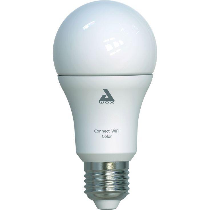 Lot De 2 Ampoules Led Standard E27 806 Lm Variation De Couleur Changeante Eglo Led Couleur Et Ampoule Connectee