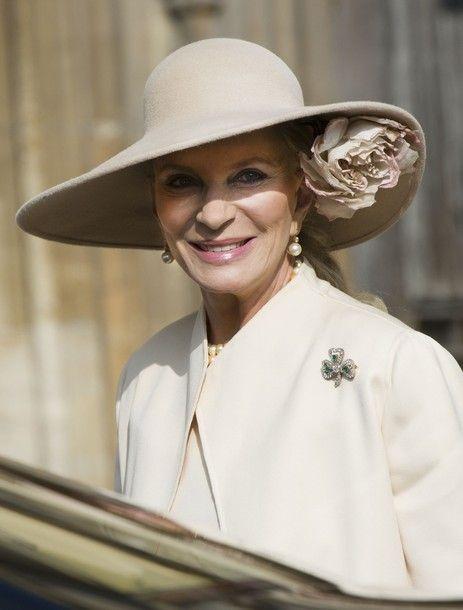 Missa em memória da Rainha Mãe e da princesa Margaret 30.03 - A realeza