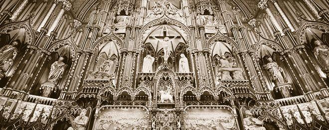 Basilique Notre-Dame de Montréal - La Basilique en images