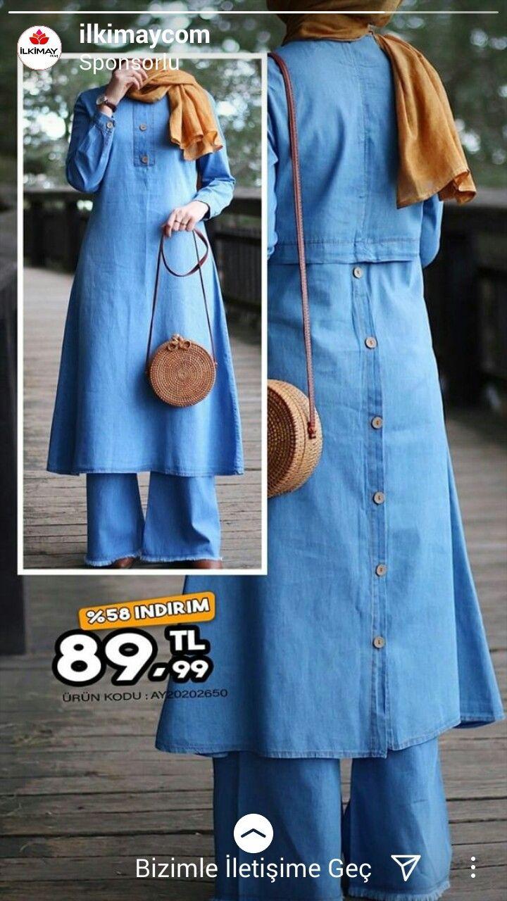 Pin By Chaibi Farah On Abayalar Ve Dis Giyim In 2020 Abayas Fashion Fashion Shirt Dress