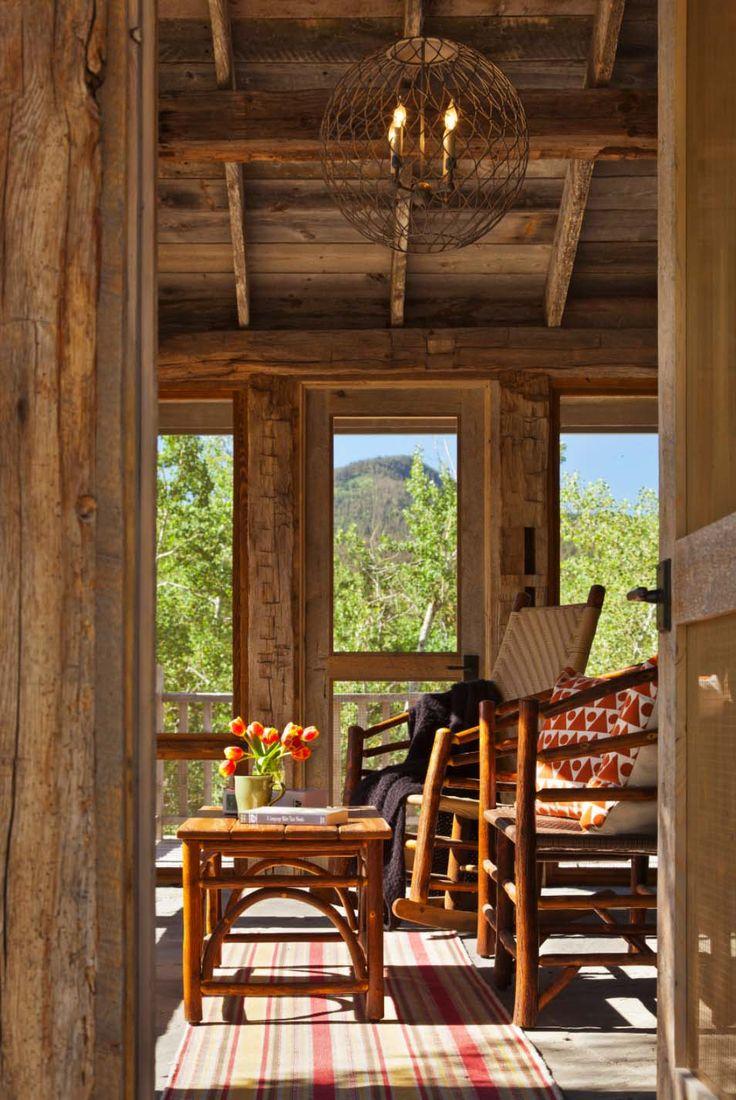 Best 25+ Rustic Cabins Ideas On Pinterest