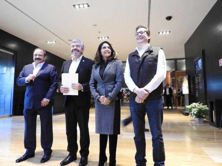 Firman convenio precandidatos del PRD a la Jefatura de Gobierno CDMX