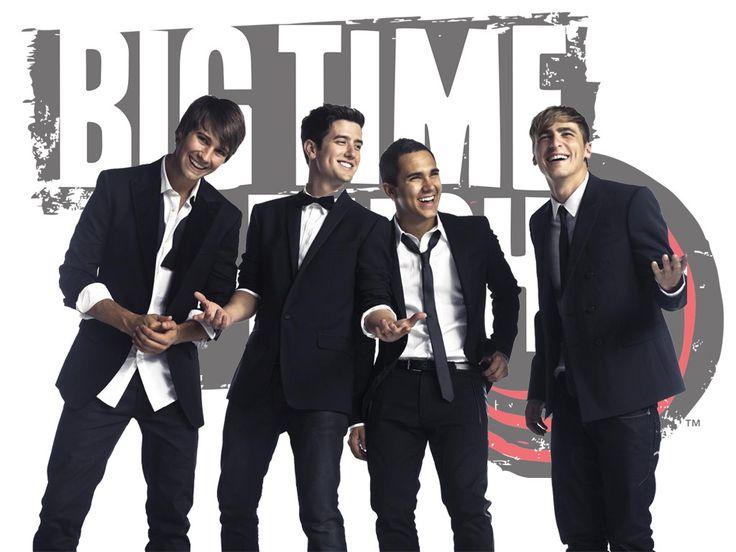 Brand New T-shirt Big Time Rush